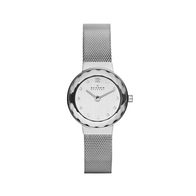 Skagen Leonora Refined Silver Watch