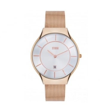 Storm Reese Rose Gold Watch