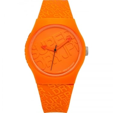 Superdry Gents Urban Orange Watch