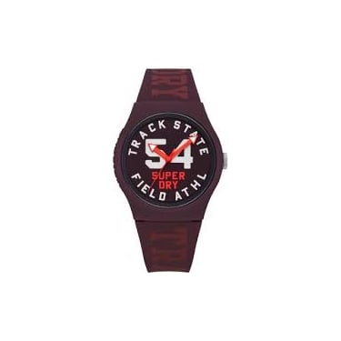 Superdry Ladies Purple Urban Watch