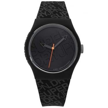 Superdry Unisex Urban Black Watch