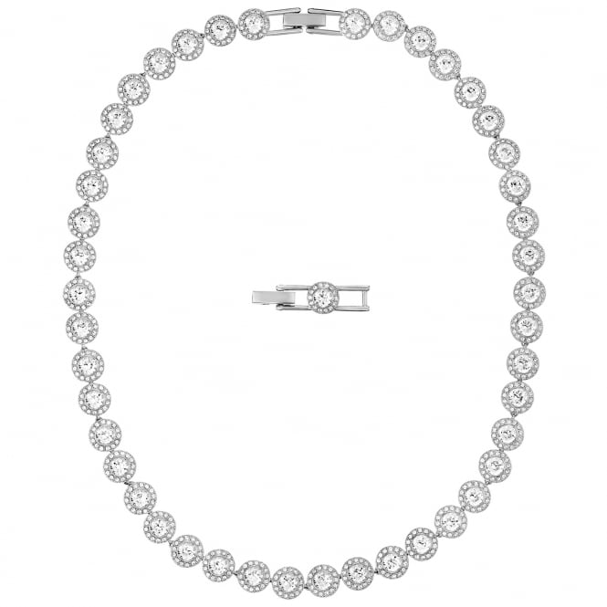 Swarovski Angelic All-round Silver Necklace