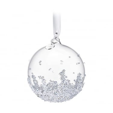 Swarovski Christmas Ball Ornament Small