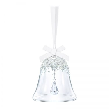 Swarovski Christmas Bell Ornament 2017