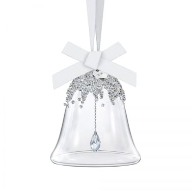 Swarovski Christmas Bell Ornament Small