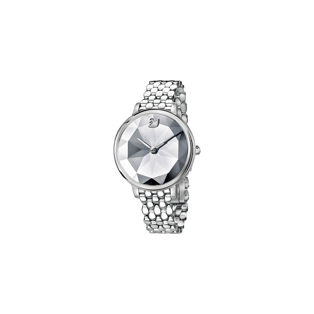 eac7a7dfe Swarovski Crystal Lake Silver Watch - Women's Watches from Faith ...