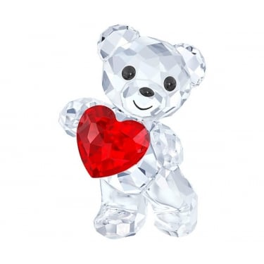 Swarovski Kris Bear - A Heart for You