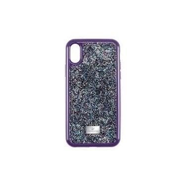 8f9619550 Swarovski Purple Glam Rock iPhone X/XS Case