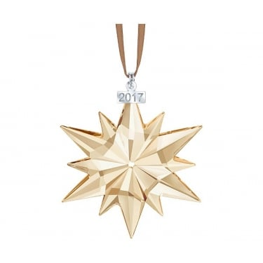 Swarovski SCS Christmas Ornament 2017