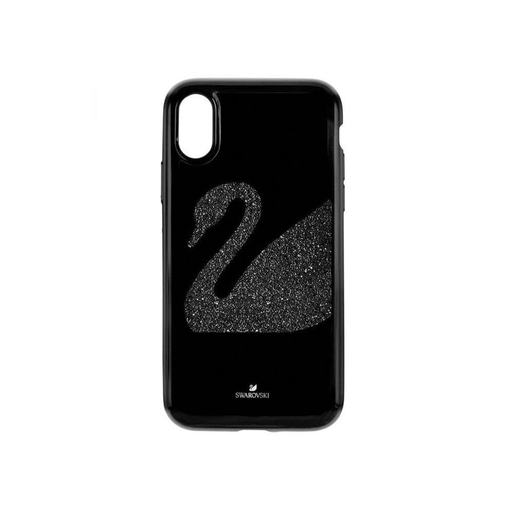 sports shoes ab119 d29b3 Swarovski Swarovski Swan Fabric iPhone XR Phone Case