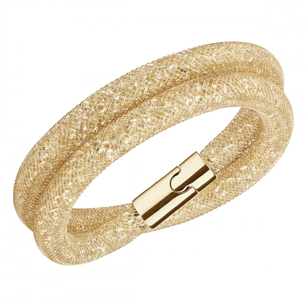 undefeated x most fashionable men/man Yellow Gold Stardust Bracelet