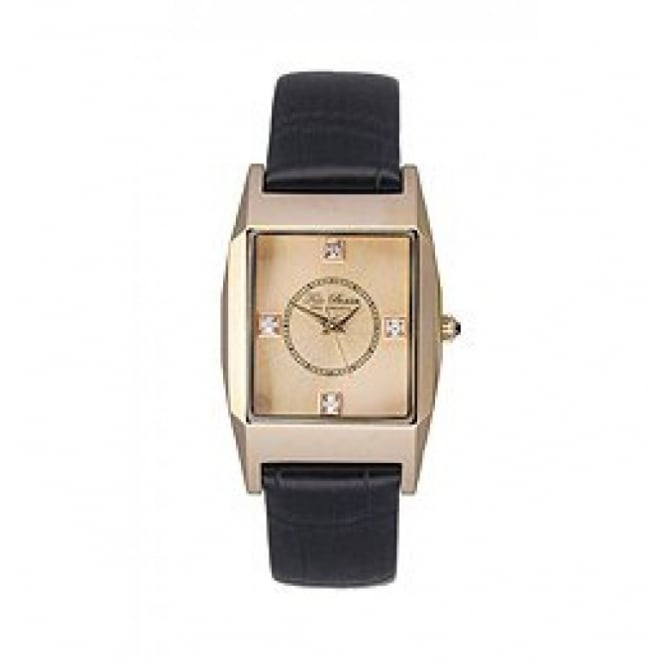 Ted Baker Watch Black Leather Strap
