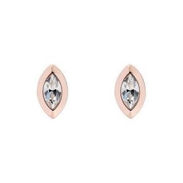fe827b55781d Ted Baker Willow Swarovski Crystal Wisteria Stud Earrings Rose Gold Crystal