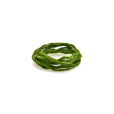 Thomas Sabo Green Material Necklet