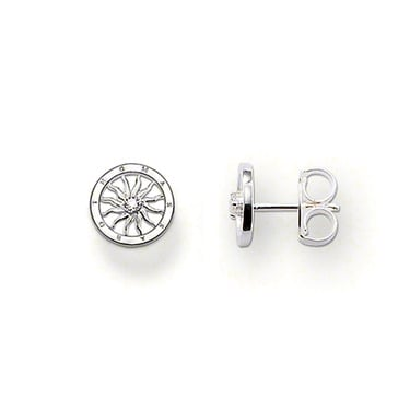 Thomas Sabo Sterling Silver CZ Earrings