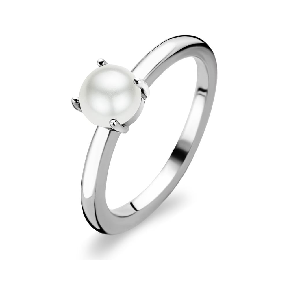 fine rings billiard pearl jewelry ring trio spey product co stackable