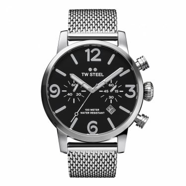 TW Steel Gents Stainless Steel Watch